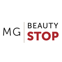 MG Beauty STOP logo